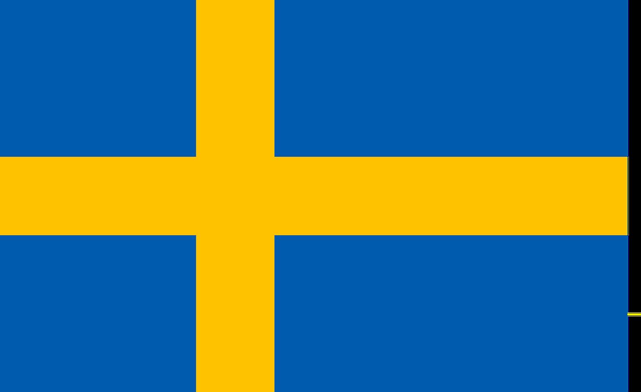 Szwecja-Flaga