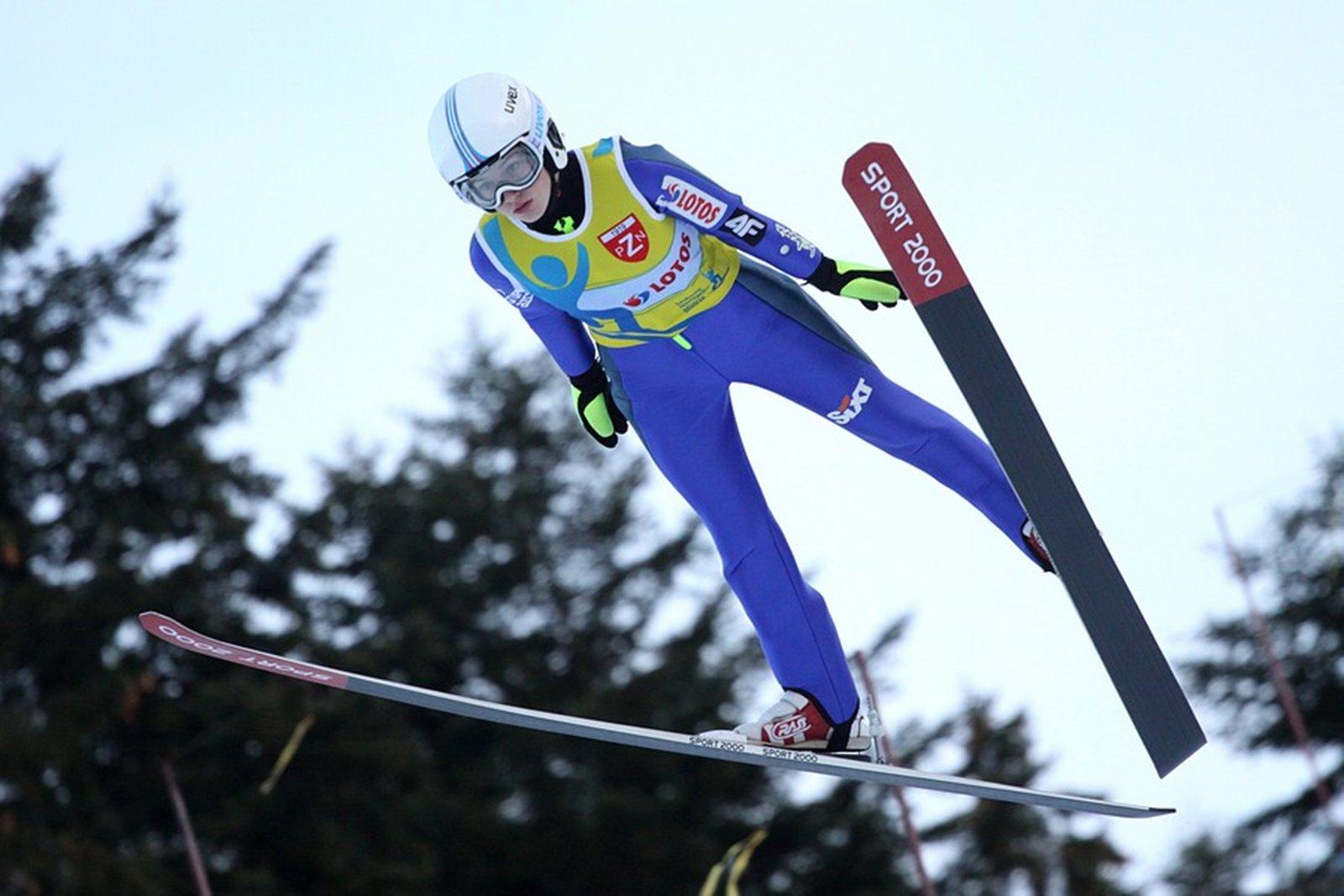 Kinga Rajda trzecia i siódma na FIS Cupie