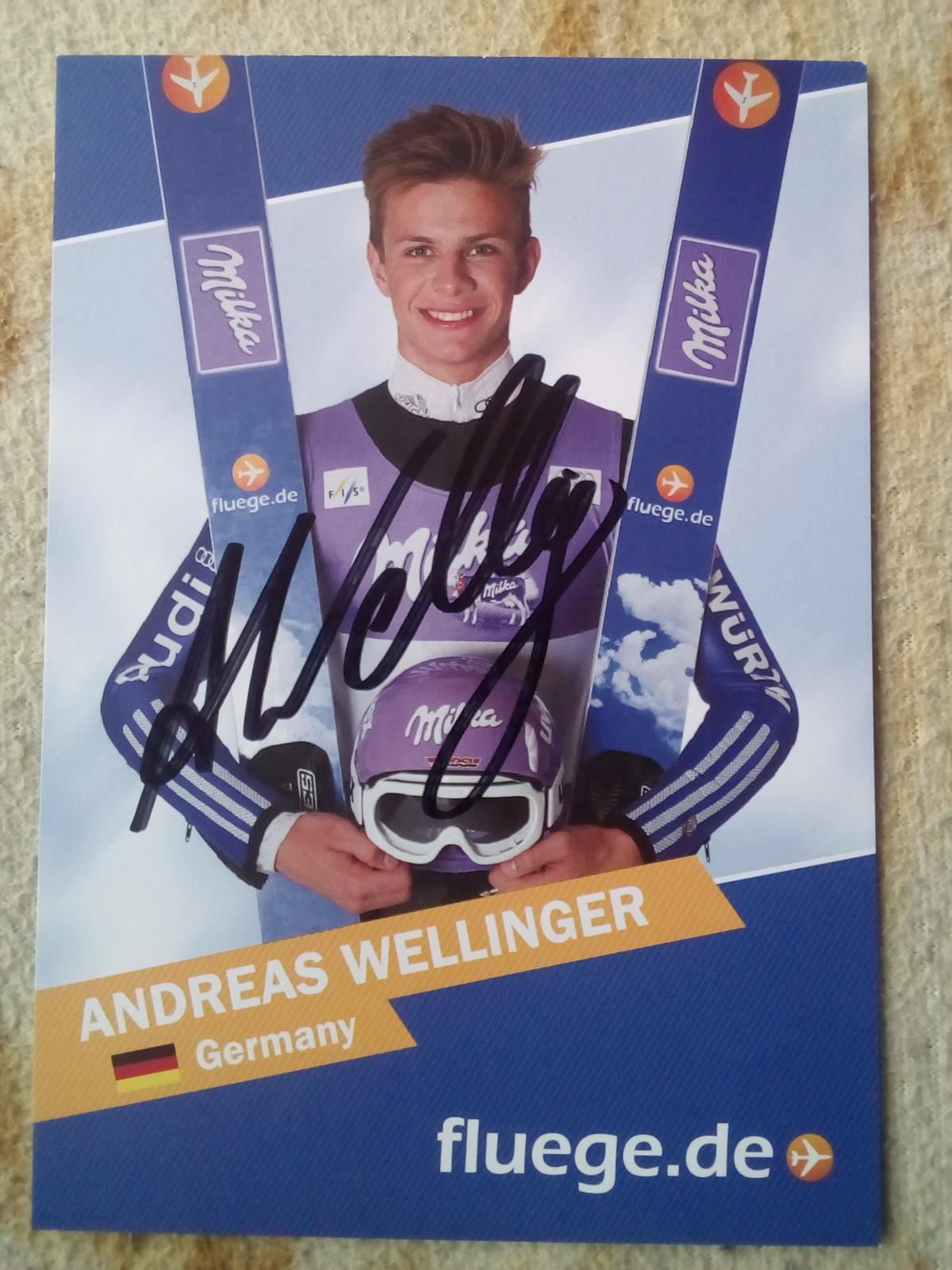 Autograf-Andreas-Wellinger