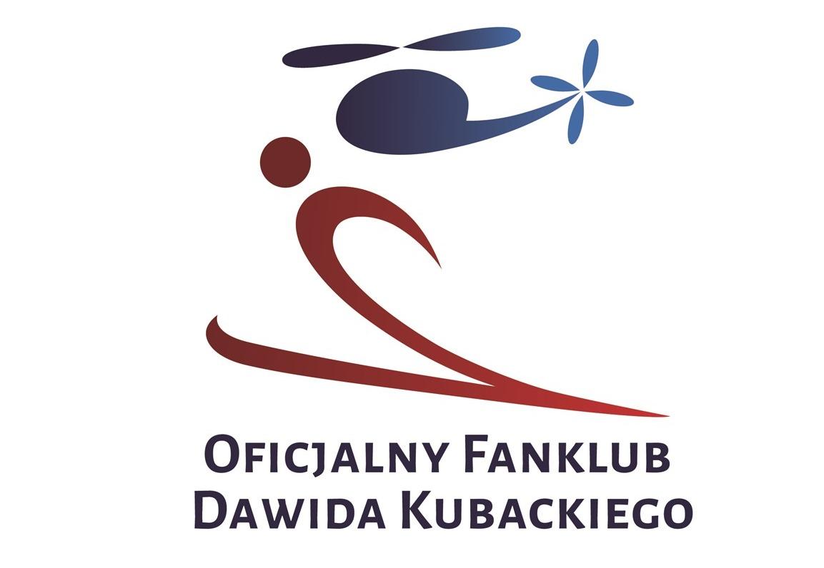 Logo Oficjalnego Fanklubu Dawida Kubackiego