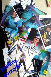 Wymiana autografów [zobacz ogłoszenia]