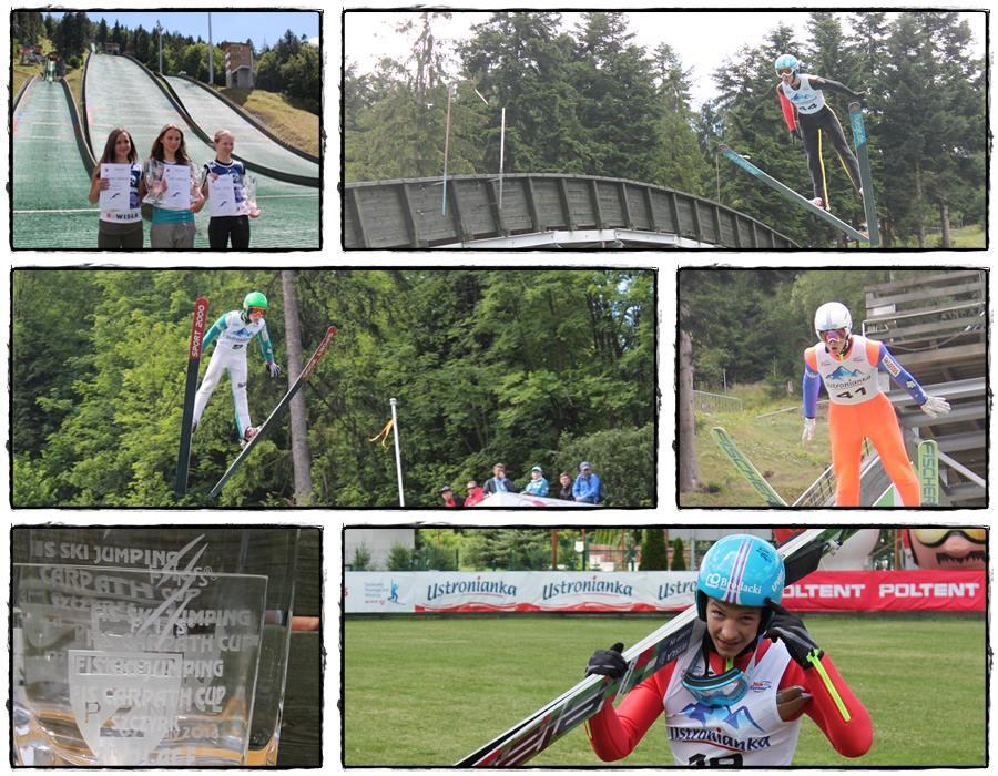 FIS carpath Cup Szczyrk 2016