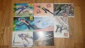 wymiana - skoki narciarskie