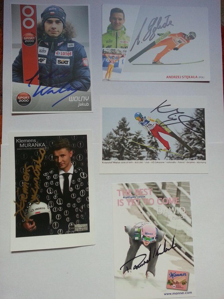 autografy Kasia - wymiana