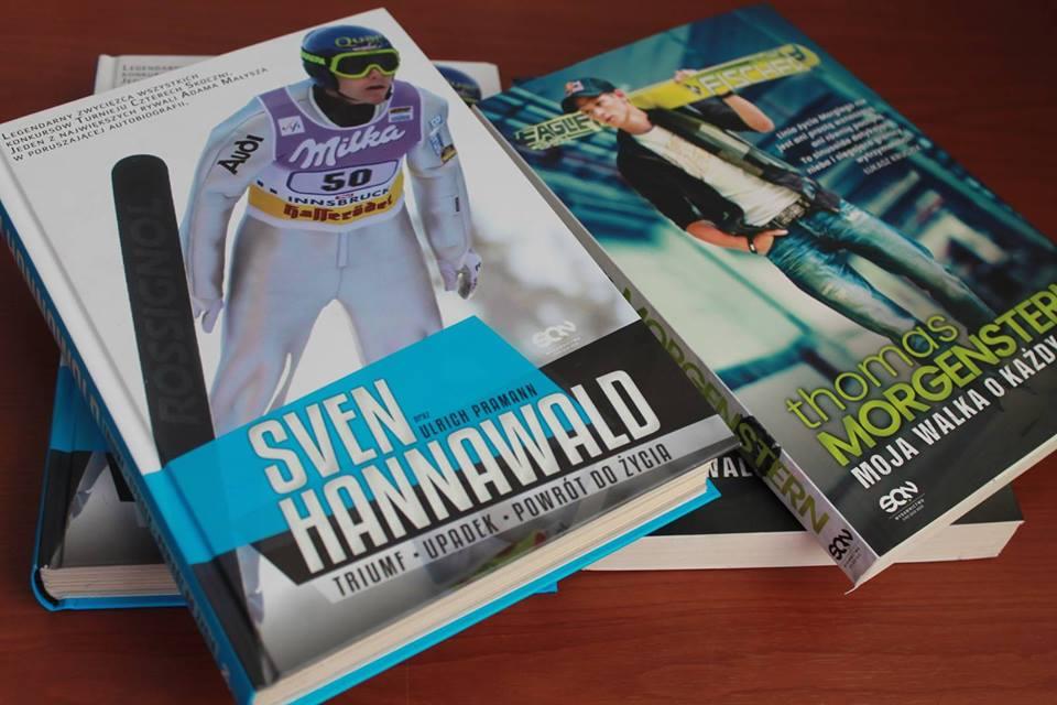 Książki skoki narciarskie