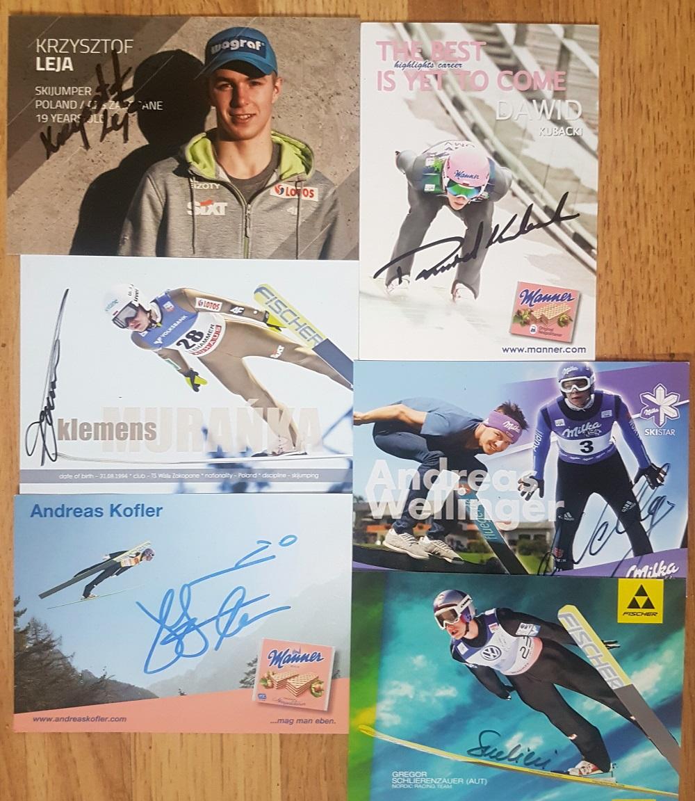 wymiana-autografow-skoczkow-narciarskich
